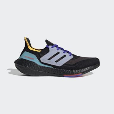 ผู้ชาย วิ่ง สีดำ รองเท้า Ultraboost 21