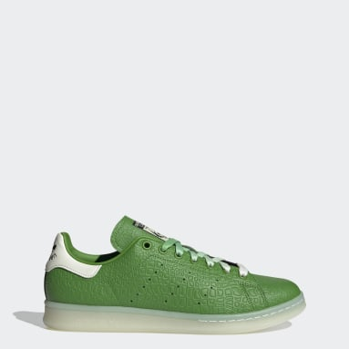 Originals zelená Boty Stan Smith
