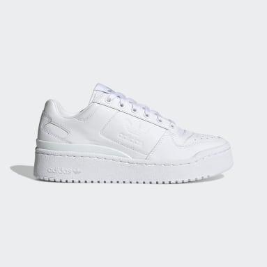 Sapatos Forum Bold Branco Mulher Originals