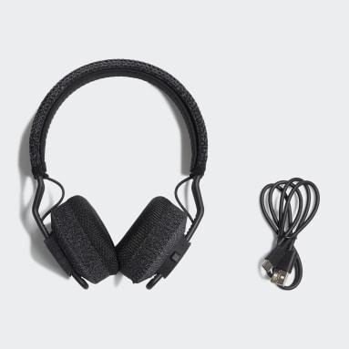 Hardlopen Zwart RPT-01 Sport On-Ear Koptelefoon