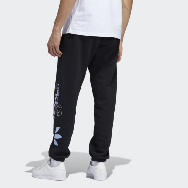 Men's Originals Black Logo Play Sweat Pants