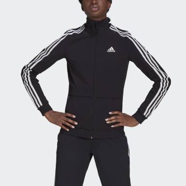 Women Cycling Black The Trackstand Cycling Track Top