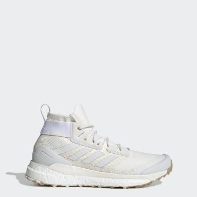 Sapatos de Caminhada Primeblue Free Hiker TERREX Branco TERREX