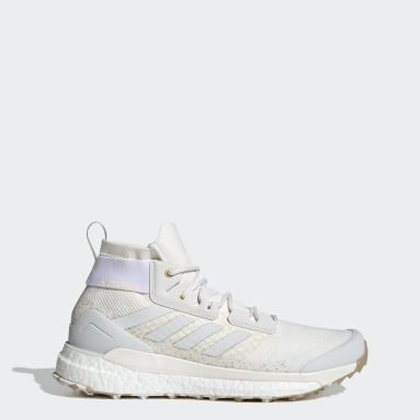 TERREX White Terrex Free Hiker Primeblue Hiking Shoes