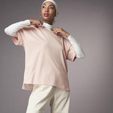 Women Sportswear Pink Hyperglam Oversize Tee