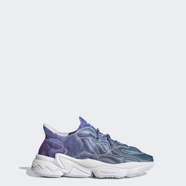 Youth Originals White OZWEEGO Tech Shoes
