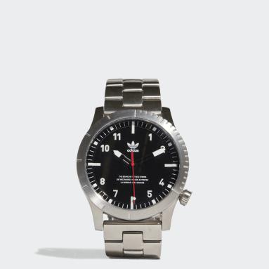 Originals Zilver CYPHER_M1 Horloge