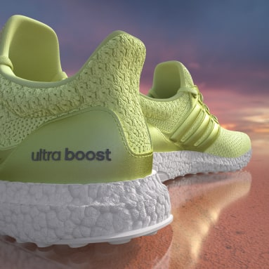 Ženy Běh žlutá Boty Ultraboost 5.0 DNA