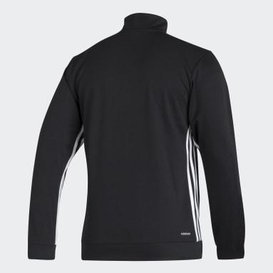Men Hockey Multi Flames Transitional Track Jacket