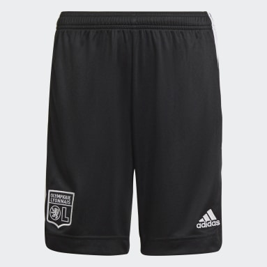 Olympique Lyonnais 21/22 Third Shorts Svart