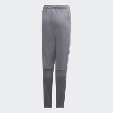 Youth Soccer Grey Tiro 19 Training Pants