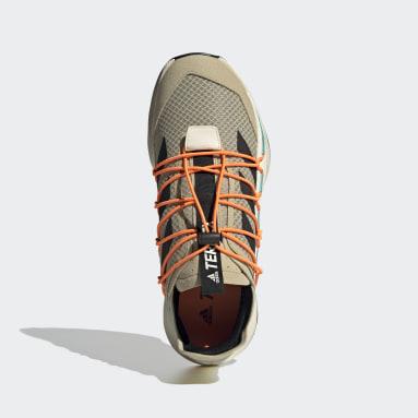 Men's TERREX Beige Terrex Voyager 21 Travel Shoes