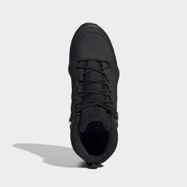 Herr TERREX Svart Terrex AX3 Beta Mid Shoes