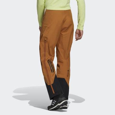 Pantaloni Terrex Techrock Gore-Tex Pro Marrone Uomo TERREX