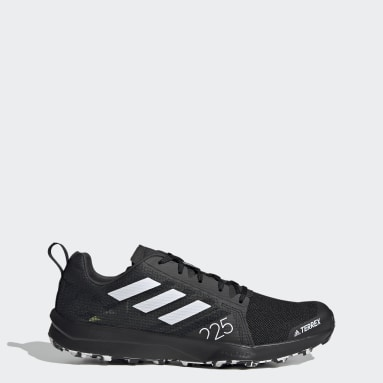 TERREX Black Terrex Speed Flow Primegreen Trail Running Shoes