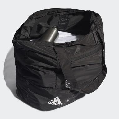 ผู้หญิง เทรนนิง สีดำ กระเป๋าหิ้ว adidas by Stella McCartney