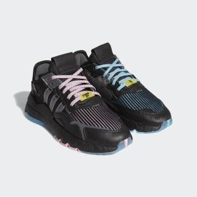 Kids Originals Black Ninja Nite Jogger Shoes