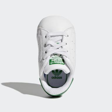 Tenis Stan Smith (UNISEX) Blanco Niño Originals