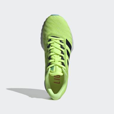Women's Running Yellow Adizero RC 3 Shoes
