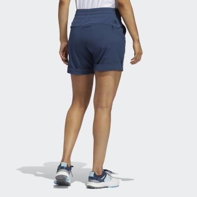 Women's Golf Blue Go-To Primegreen Solid Shorts