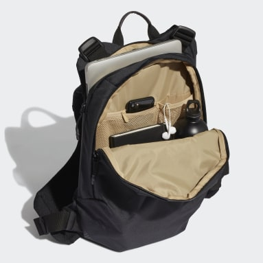 Fitness Og Træning Sort 4CMTE AEROREADY Hybrid rygsæk