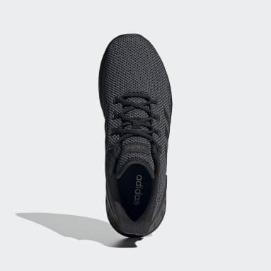 Men Sport Inspired Black Questar Flow NXT Shoes