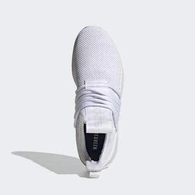 Sport Inspired White Lite Racer Adapt 3 Shoes