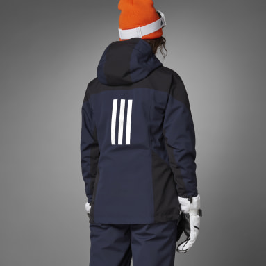 Kvinder Vintersport Blå Terrex MYSHELTER Snow 2-Layer Insulated jakke