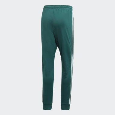 Pantalón SST Verde Hombre Originals