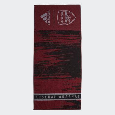 Toalla Arsenal FC Cotton Negro Natación