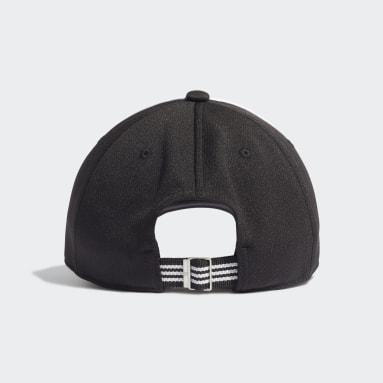 Originals Black Adicolor Collegiate Baseball Cap
