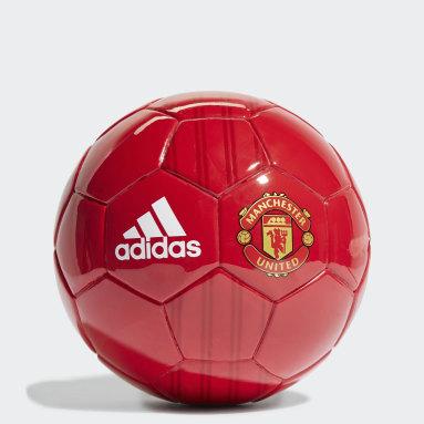 MUFC MINI HOME Czerwony