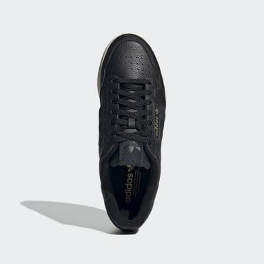 Chaussure Continental80 Stripes Noir Originals