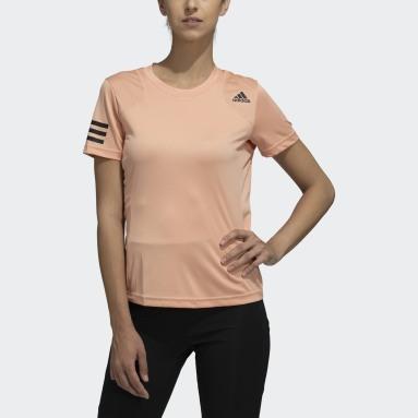 Women Tennis Pink CLUB TEE