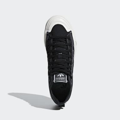 Originals Zwart Nizza RF Hi Schoenen