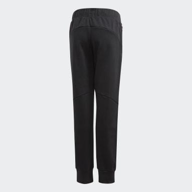 Girls Sportswear Black adidas Z.N.E. Relaxed Tracksuit Bottoms