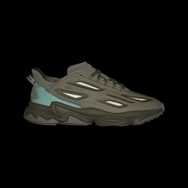 ผู้ชาย Originals สีเขียว รองเท้า OZWEEGO Celox