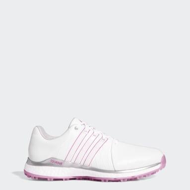 Dames Golf Wit TOUR360 XT-SL Spikeloze Golfschoenen