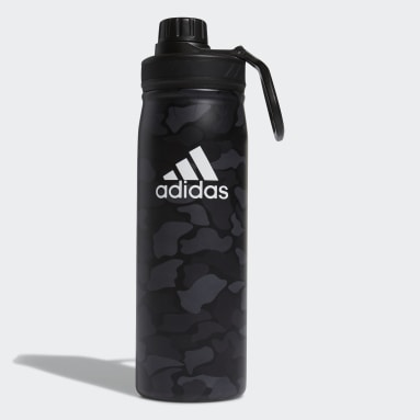 Boxing Grey Steel Metal Bottle 600 ML
