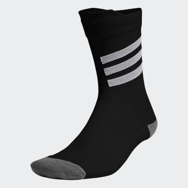 Dames Sports Zwart AEROREADY Ultralichte Performance Sokken