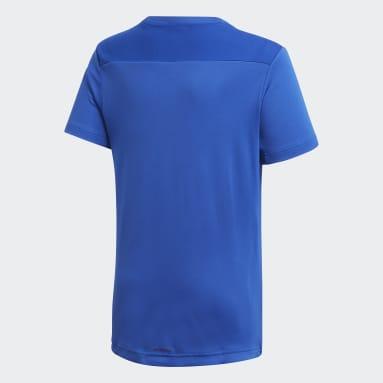 Camiseta XFG AEROREADY Azul Niño Estudio