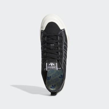Men Originals Black Nizza RF Shoes