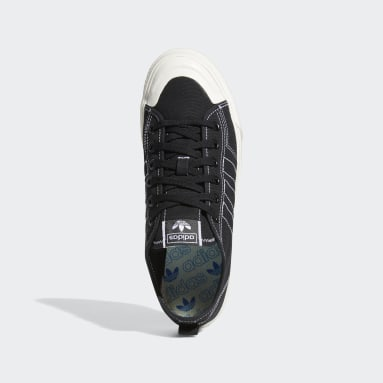 Originals Sort Nizza RF sko