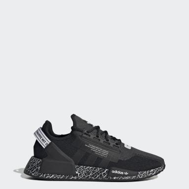 Men Originals Black NMD_R1 V2 Shoes