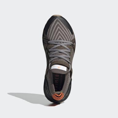 Women Running Green adidas by Stella McCartney Ultraboost 20 Shoes