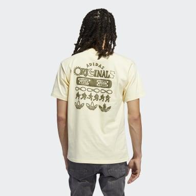 Men's Originals Yellow Originals Always Have, Always Will Tee