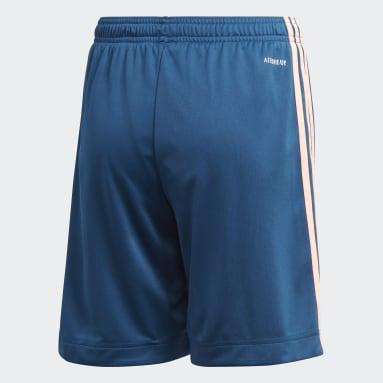 Pantalón corto tercera equipación Arsenal 20/21 Azul Niño Fútbol