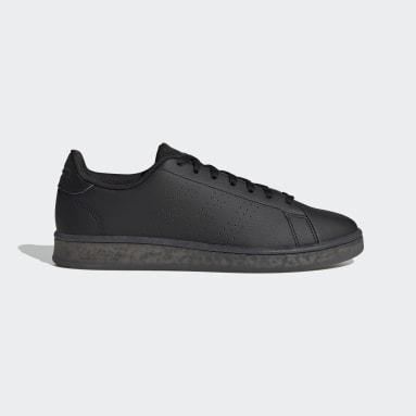 Erkek Sport Inspired Siyah Advantage Eco Ayakkabı