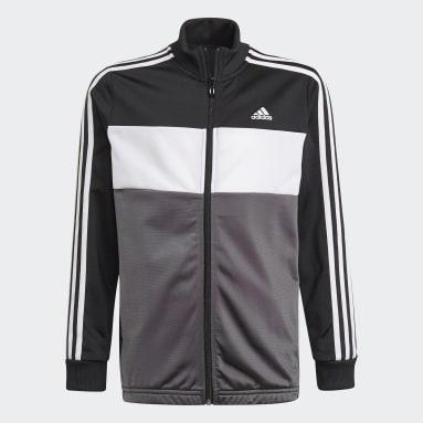 Boys Sportswear Black adidas Essentials Tracksuit