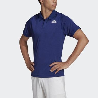 Polo da tennis Freelift Blu Uomo Tennis